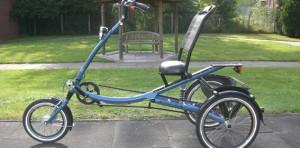 Scootertrike Pfiff Modell L